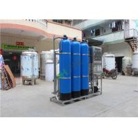 China Deep Well Water Treatment RO Filtration Plant with Reverse Osmosis RO Filtration System Machine wholesale