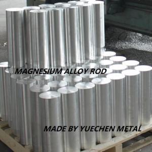 China Semi-continuous cast AZ91 AZ80A magnesium alloy billet rod bar AZ91D magnesium billet surface peeled ASTM B107/B107M-13 wholesale