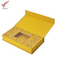 China Vintage Style Cosmetic Paper Box Small Magnetic Cardboard Gift Box wholesale