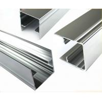 China Chemically Polished Aluminum Angle Extrusion For Windows And Doors ,  ISO9001 approved wholesale