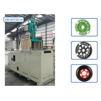 China Industrial Vertical Injection Molding Machine For PU Transparent Kids Scooter Wheel wholesale