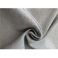 China 3-3 Twill Cationic Fabric Weft Stretch Two Tone Look Coating Breathable Woven Fabric wholesale