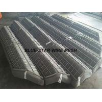 China Complex Wire Mesh Demister Pad Waveform Type Higher Filtering Efficiency wholesale