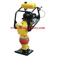 China Petrol Rammer Tamping Rammer Machine Vibratory Rammer Bellows wholesale