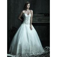 China Sweetheart Applique Wedding Gowns wholesale