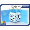 China 3D Pop Up Birthday Cake Birthday Cards Greeting Cards Printing , Printable Greeting Cards wholesale