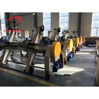 China Electric Shaftless Mill Roll Stand / Reel Stand For Single Facer Line wholesale