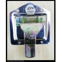 China Trailer recessed t paddle handle lock wholesale