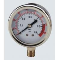 China Liquid Filled Pressure Gauge Oil wholesale