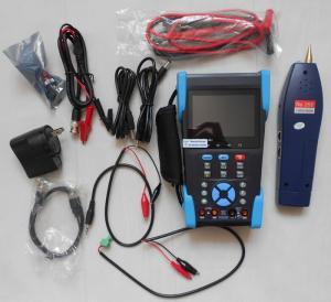China 3.5 TFT-LCD CCTV IP Camera Tester , Optical Power Meter , TDR Test , Digital Multimeter wholesale