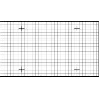 China REFLECTANCE 3NH TE248 digital cameras DISTORTION GRID test chart with black and white lines wholesale