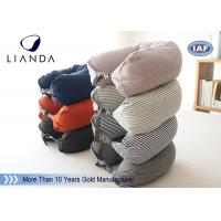 China Comfortable Travel Pillow Neck Pillow U Form Microbead Neck Pillows wholesale