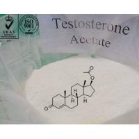 China Pharmaceutical No Side Effect Steroids Testosterone Acetate Powder and Liquid CAS 1045-69-8 wholesale