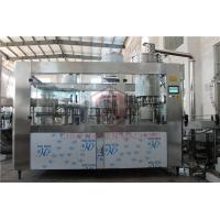 China Aqua Water Non Carbonated Drink Hot Juice Filling Machine With High Speed 10000BPH wholesale