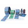 China Full Body PVC Shrink Labels Color Pantone for Body Wash Bottle wholesale