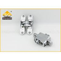 China Italy Invisible Door Hinges Adjustable Three Way , Right Or Left Hand Applicable wholesale