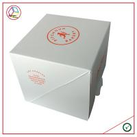 China Paper cupcake box on sale