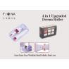 China private label dermaroller 4 in 1 kit derma care facial derma roller micro needle face beauty care rejuvenate wholesale