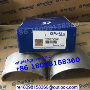 China 1842570c92 Perkins Conrod Bearing Kit(STD) for 1306 ELECTRONONIC HEUI/Genuine original parts wholesale