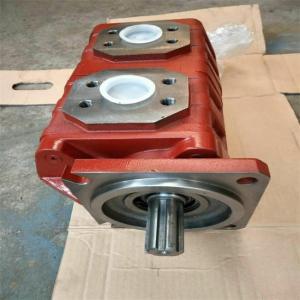 China Jinan Hydraulic Pump CBGJ2080/2063 CBGJ2080/2050 Hydraulic Gear Pump For Loader wholesale