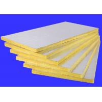 China Exterior Wall Thermal Insulated Rock Wool Insulation Board Sound and Heat Insulation Materials wholesale