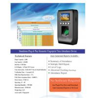 China KO-H25 600 Fingerprint Users Fingerprint Time Attendance wholesale