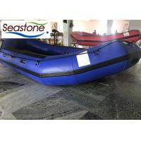 China Eco Friendly Fly Fishing Boats Rafts Non Toxic Material Safety Lock Design Double Side on sale
