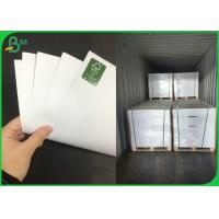 China 70G 80g White Color Bond Writing Paper For Brochures and Leaflets wholesale