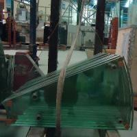 China Tempered Glass Treads wholesale