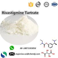 China CAS 129101-54-8 Rivastigmine Tartrate Nootropics Powder For Alzheimer Traetment Cognitive Dysfunction Improved on sale