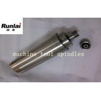 China 9000 - 18000rpm Hardware Milling  Machine Tool Spindles 10.5A Water Cooling wholesale