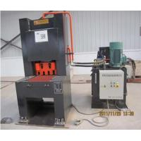 China Small plate shearing machine QJ5020, simple using for steel tower wholesale