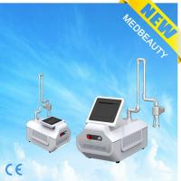 China Glass Pipe skin rejuvenation co2 fractional laser For Acne Scars Treatment wholesale