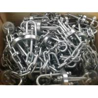 Buy cheap galvanized tensioner and chains from wholesalers