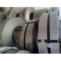 China Cold Rolled Stainless Steel Metal Strips 304 301 316L , Thin Metal Strips on sale