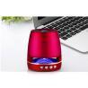 China Super Bass Wireless Bluetooth Mini Speaker , Hi Fi Stereo Bluetooth Speaker Home wholesale
