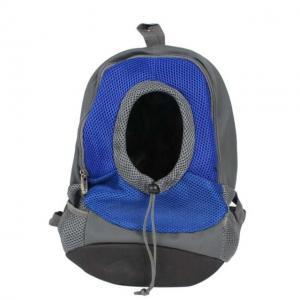 China Pet Carrier Dog Carrier bag Portable Travel Bag Pet Dog Front Bag Mesh Backpack Head Out Double Shoulder Pet Backpack wholesale