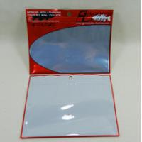 China Fishing Jig Packaging Metallized Flat Pouches , Durable Transparent Packaging Bags wholesale