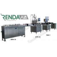 China Soda Water Electric Can Filling Machine Gas Drink Carbonated Bottling Equipment Cola Tea wholesale