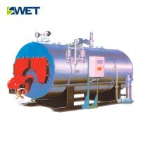 China Low pressure Gas Oil Boiler 4.2 MW Rated capacity for Food Industry wholesale