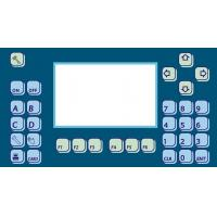 China Micro Wave Oven Membrane Switch Panel With Custom Membrane Keypad wholesale