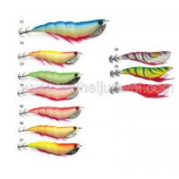 China best quality New design squid jig fishing lure JWSQDJG-48 on sale