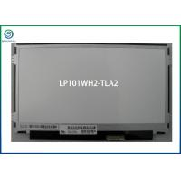 Buy cheap LP101WH2-TLA2 10.1'' Flat LCD Panel 1366 X 768 Pixel Format RGB Vertical Stripe from wholesalers