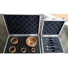 China Vacuum brazed diamond bits .  M14 and Hex Thread , Box package . wholesale