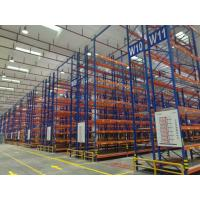 China 500kg/layer  Warehouse Racking System Heavy Duty Q235 Steel  Conventional Standard wholesale