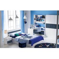 Buy cheap Environmental Paint E1 MDF Board 1.2 Meters Storage Bed For Children Bedroom from wholesalers