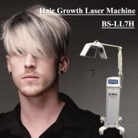 Buy cheap 650nm Low level laser hair growth BS-LL7H laser hair growth machine from wholesalers