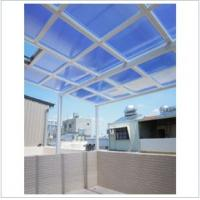 China Polycarbonate  Shutter Twin-wall Sheet on sale