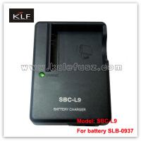China Camera Charger SBC-L9 For Samsung Battery SLB-0937 on sale