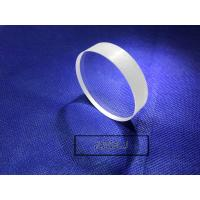 China Al2O3 Single Crystal Sapphire Glass Lens Applied Semiconductor Substrates wholesale